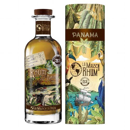 Rum LA MAISON Panama 45 % Vol. 2009. 0,7 l