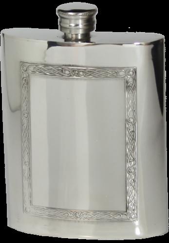 Flachmann, Pinder 788 Flask aus Zinn (Art. 11709)