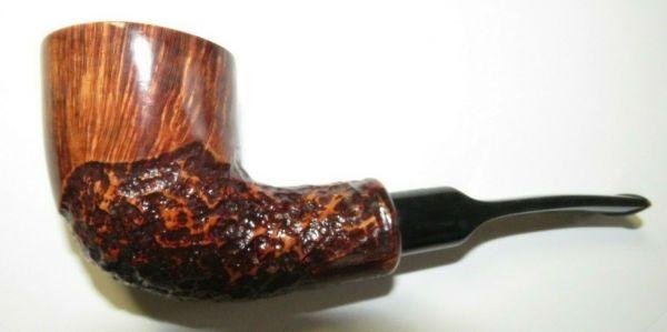 Poul Winslow Pfeife Crown Viking Handmade Denmark Freehand 9mm Winslow #23