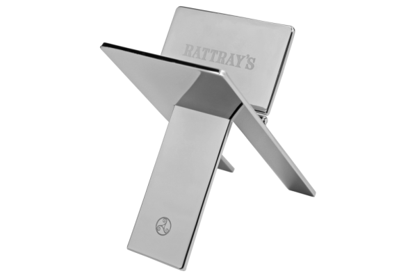 Rattray's The X Chrome Cigarstand