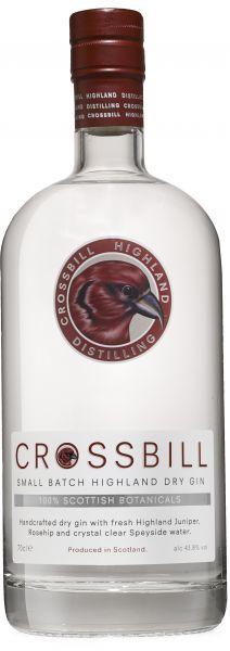 Crossbill Gin, 70cl, 43,8% vol