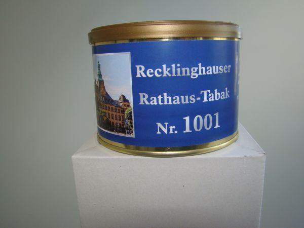Recklinghäuser Rathaus Tabak Nr 1001