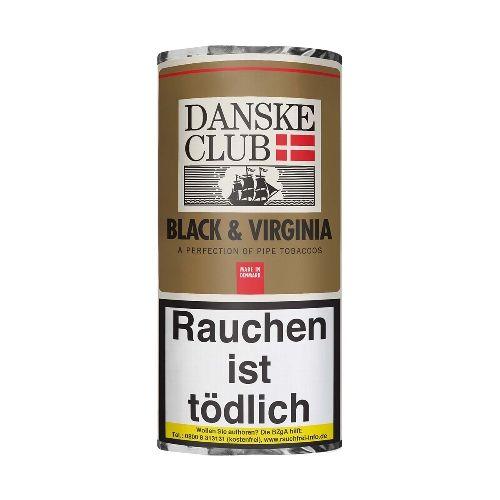 Danske Club Black & Virginia
