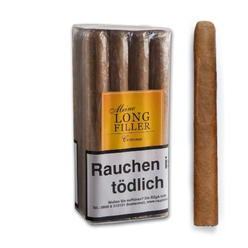 Meine Longfiller Corona Bundle 12 Zigarren