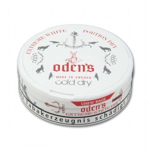 Oden's Extreme White Dry Chewing Bags