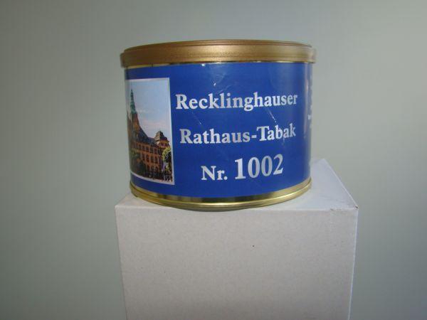 Recklinghäuser Rathaustabak Nr. 1002
