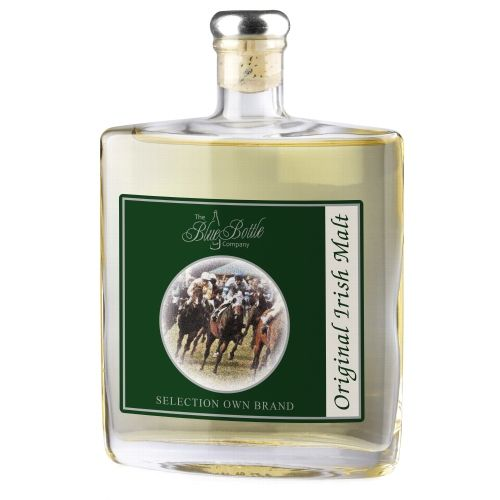 Whiskey BLUE BOTTLE COMPANY Original Irish Malt 40 % Vol. 0,5 L