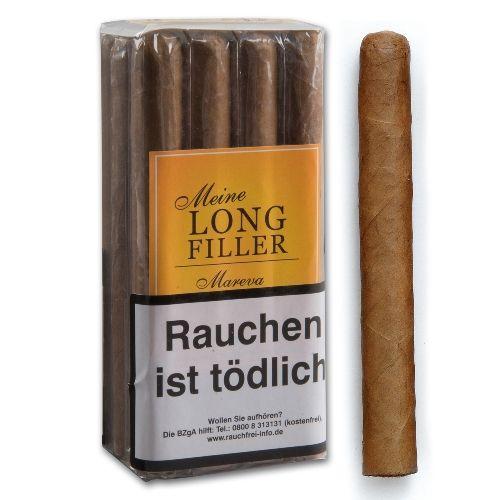 Meine Longfiller Mareva Bundle 12 Zigarren