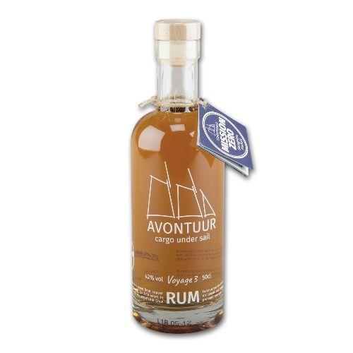 Rum AVONTUUR Voyage 3 40% Vol. 0,5 L