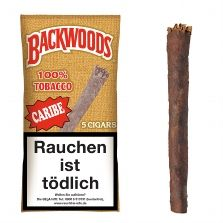 Backwoods Caribe- Wild Rum
