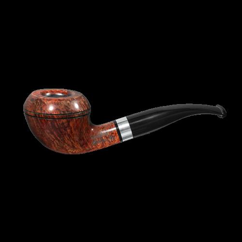 Vauen Pipe Pfeife by Mastro de Paja Orange-Braun Poliert 113 9mm Filter #790