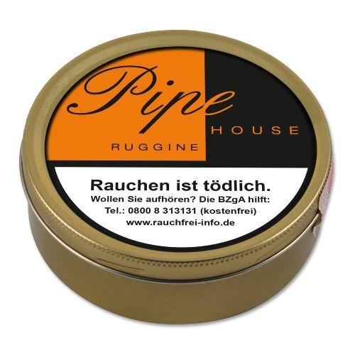 Pipe House Ruggine
