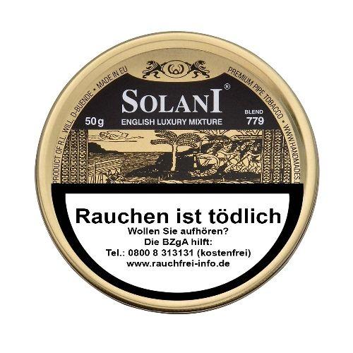 Solani Gold engl Mixt Blend No 779