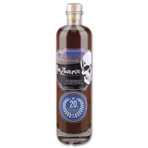 Rum RON ZUARIN 20TH Anniversary 40% Vol. 0,7 l