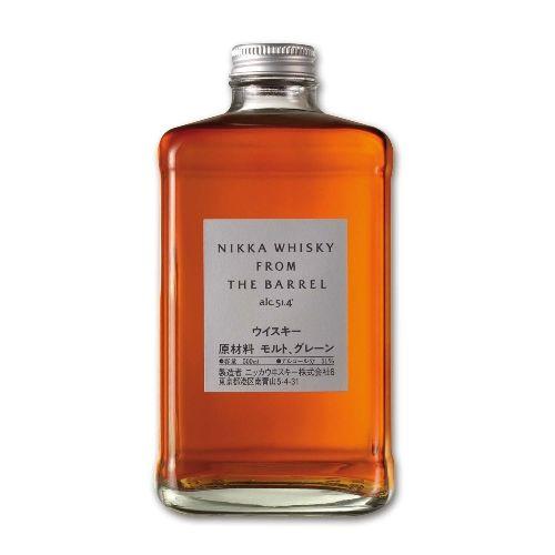 Whisky / Whiskey NIKKA from the Barrel Blended japanischer Whisky 51.4% 0,5 L