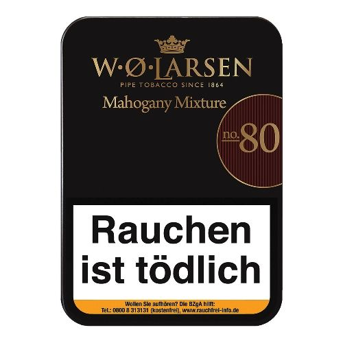 Larsen Mahogany Mixture No.80
