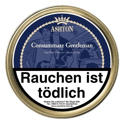 Ashton Consummate Gentleman