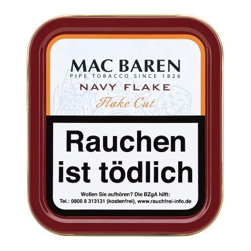 Mac Baren Navy Flake