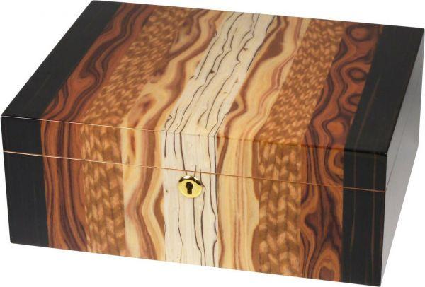 Passatore Humidor verschiedene Echtholzfurniere , jeder ein Unikat 562126