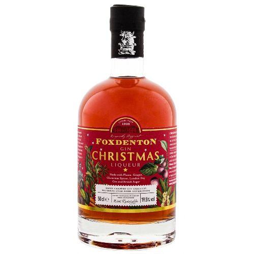 Likör FOXDENTON Christmas 19,5 % Vol. 0,5 L