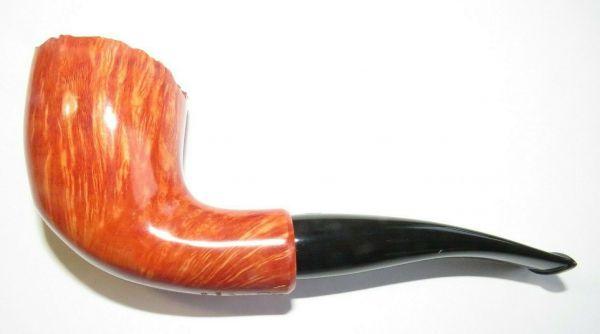Poul Winslow Pfeife Crown 300 Handmade Denmark Freehand 9mm, # Winslow 31
