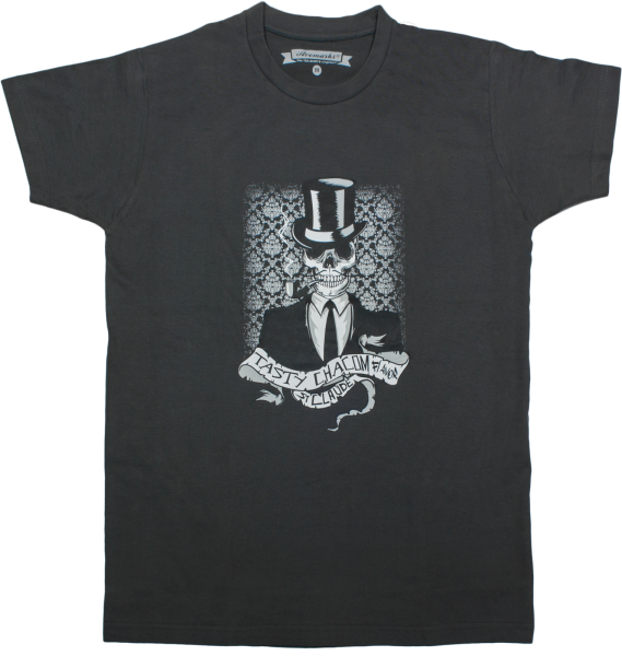 Chacom T-Shirt Cylinder Man, Größe L (Art. 14431)
