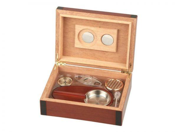 Humidor-Set Cherry 2-tone für ca. 25 Cigarren , 569106