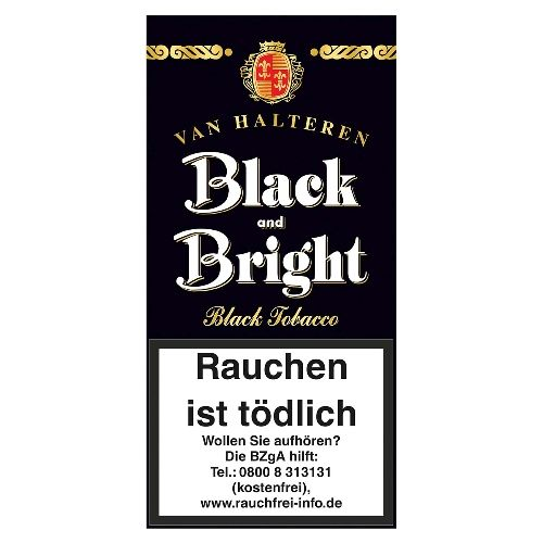 Van Halteren Black & Bright