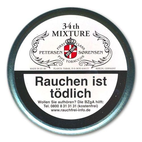 34th Mixture (Petersen&Sörensen)