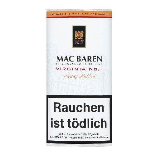 Mac Baren Virginia No.1