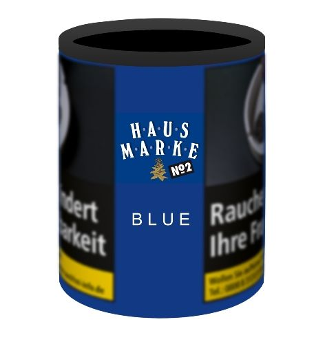 Hausmarke No 2 Blue (Classic Shag)