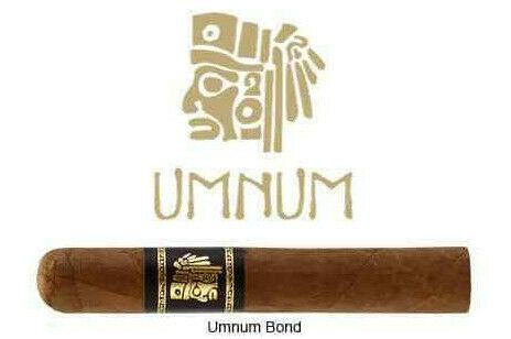 Condega Umnum Zigarre Bond, Ringmaß 44, 114 x 17,5 mm, 25 Stück/Box