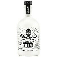 Sea Shepherd Gin - Volumen:0.7 Liter, Alkoholgehalt:43,1%